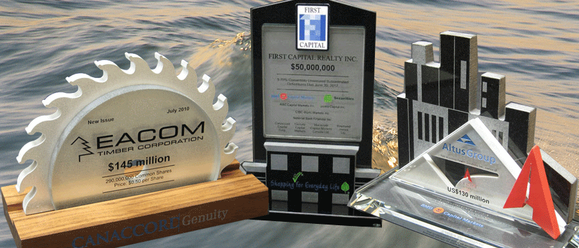 Rewarding your Employees with Custom Awards